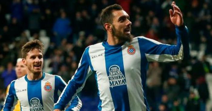 Espanyol striker Iglesias responds to €28m Everton, West Ham links