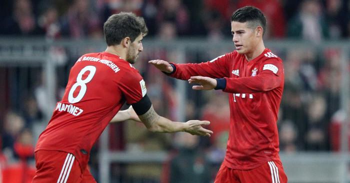 Paper Talk: Arsenal to raid rivals for £40m star; Liverpool, Man Utd lock horns for Bayern man