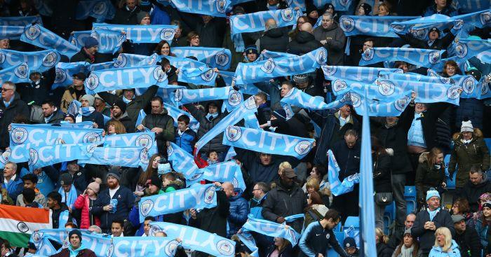 Man City fans TEAMtalk