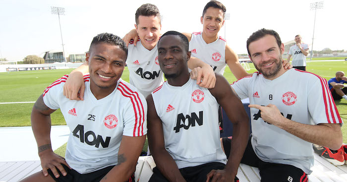 Valencia picks two best moments as he prepares for Man Utd farewell