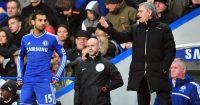 Mo Salah Jose Mourinho Chelsea