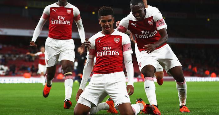 Xavier-Amaechi-Arsenal