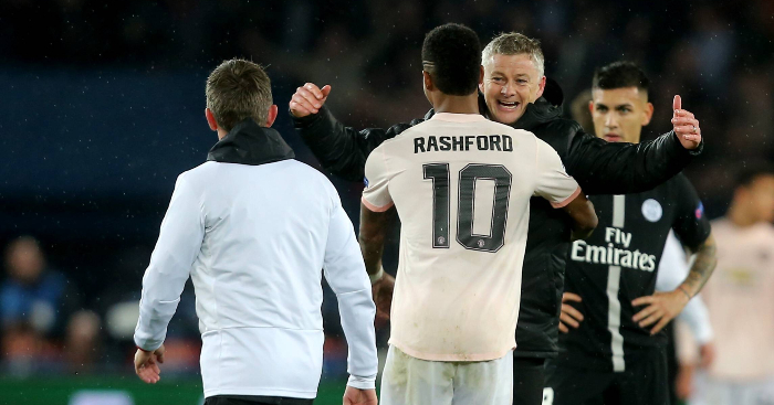 Rashford: Solskjaer has done at Man Utd what Mourinho found impossible