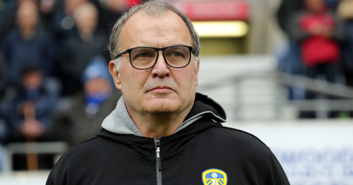 Leeds keeping cool despite claims major suitor plans Bielsa approach