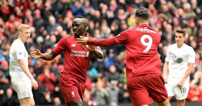Sadio.Mane  - Liverpool slap colossal fee on Mane as second suitor joins Real in race