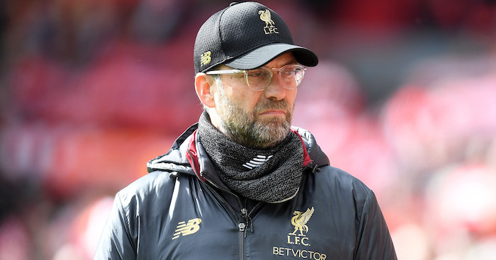 GettyImages 1134886523 - Klopp urged to pick creative player tonight; Liverpool no.10 target mooted