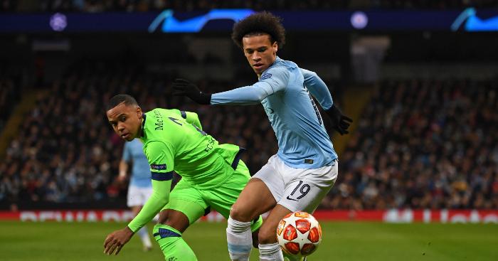 Man City hammer Schalke to reach Champions League quarters