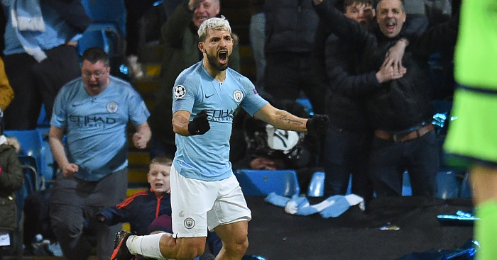 Not all perfect for Pep after 'scared' Man City hit seven