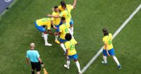 Neymar Coutinho Brazil