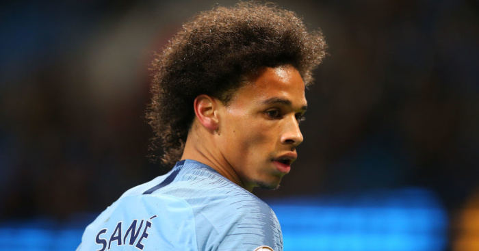 Leroy.sane cropped - Paper Talk: Juventus to offer £150m duo in huge Man Utd swap deal; West Ham make bid for Liverpool, Spurs target