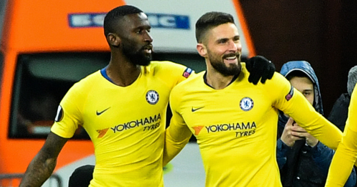Chelsea star admits rumours of an exit are 'a long way off the truth'