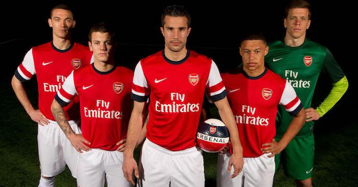 Arsenal Van Persie