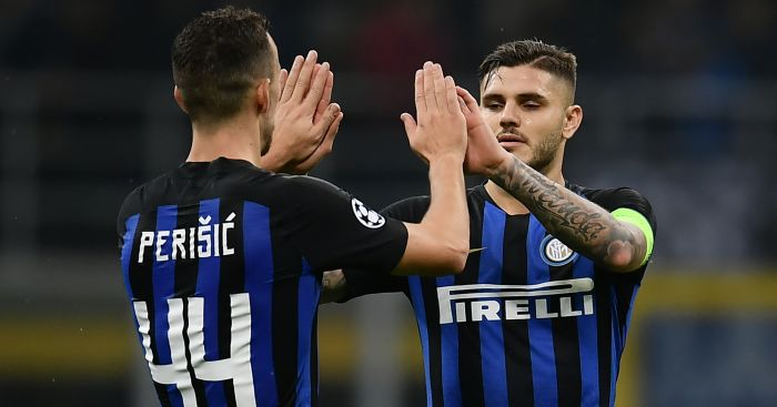 Ivan.Perisic.Mauro .Icardi - Lukaku move to Inter Milan hits buffers as deadline is set