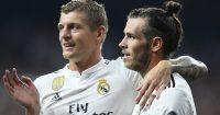 Gareth Bale Toni Kroos Real Madrid