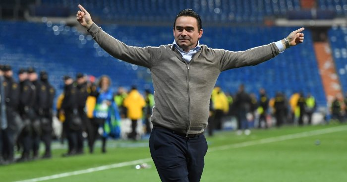 Marc Overmars TEAMtalk