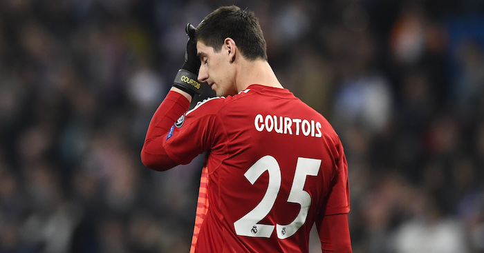 Agent of Real Madrid stopper Courtois arrested – report
