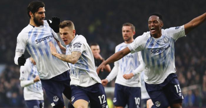 Everton demand Tottenham star in shock swap deal for left-back