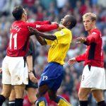 Ryan Giggs Arsenal Manchester United