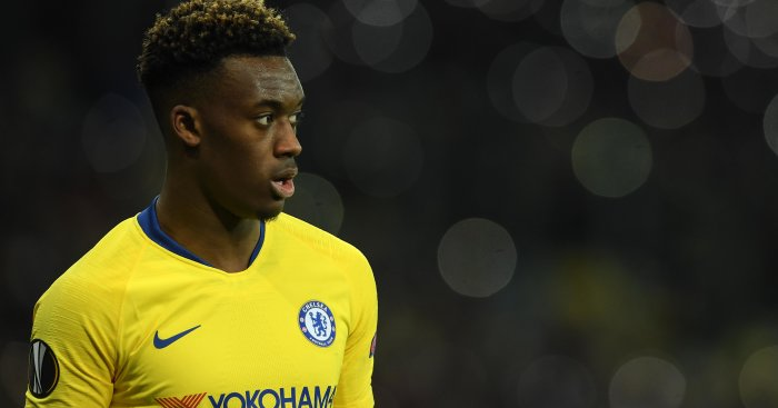 GettyImages.1135831287.000 - Hudson-Odoi sees salary go up 400% as teenager signs huge new deal