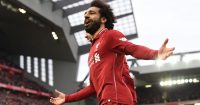 Liverpool's Egyptian midfielder Mohamed Salah