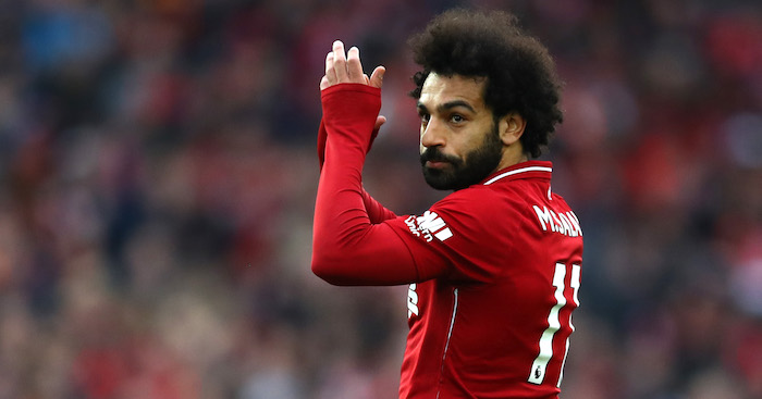 GettyImages 1139512163 - Mo Salah names three dream scenarios for Liverpool in CL final