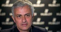 Manchester United's Portuguese coach Jose Mourinho
