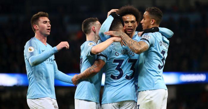 Manchester City Brighton