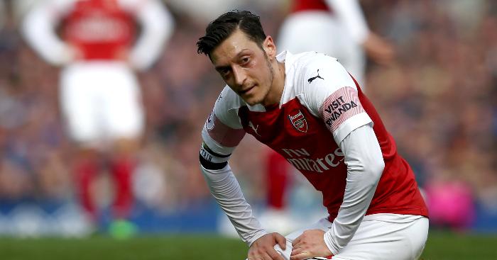 Mesut-Ozil-Arsenal-Everton-Goodison-Park