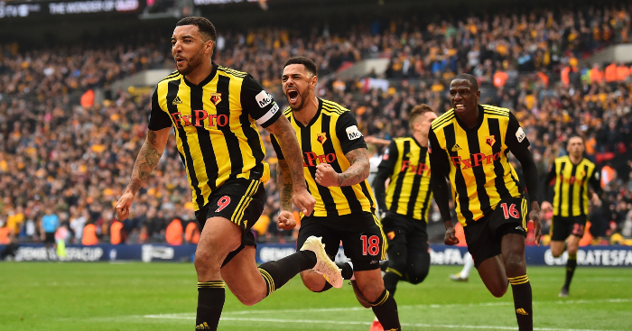 watford through to fa cup final after unbelievable. Black Bedroom Furniture Sets. Home Design Ideas