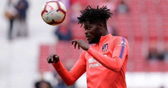 Thomas Partey TEAMtalk