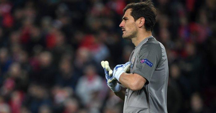 026f6c717f8 Ilker Casillas TEAMtalk. Ilker Casillas TEAMtalk. Porto goalkeeper Iker Casillas  has suffered a heart attack ...
