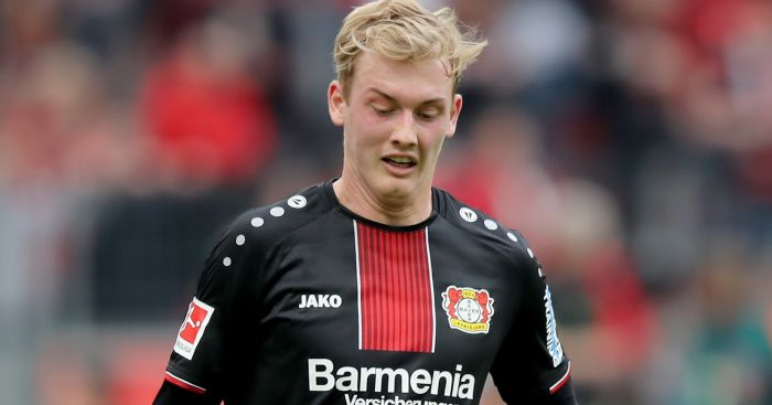 Julian Brandt TEAMtalk
