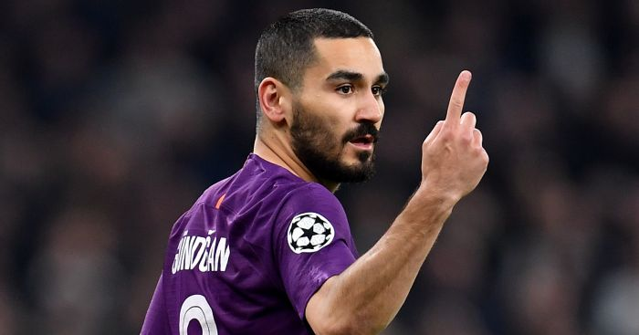 Ilkay Gundogan TEAMtalk