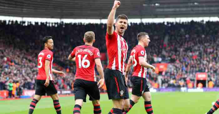 Shane Long reveals delight after extending Southampton contract - team talk