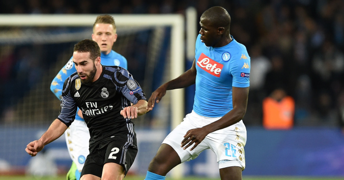 Napoli angry ahead of second-leg tie with Arsenal