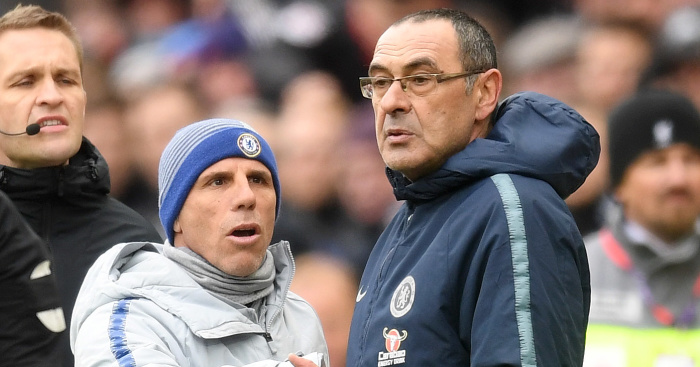 Zola explains what made Hazard 'bored' at Chelsea - team talk
