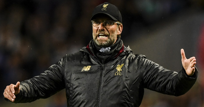 Jurgen Klopp Porto v Liverpool - Klopp in humorous response when asked how Liverpool will stop Messi