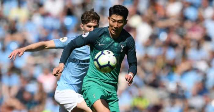 Man City hit top spot after gaining revenge over Tottenham