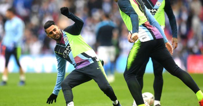 Riyad Mahrez TEAMtalk
