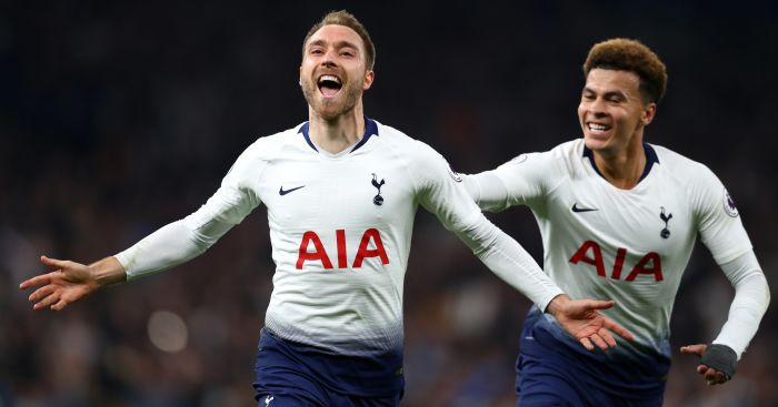 Danny Rose reveals what Tottenham players think about Christian Eriksen's contract saga