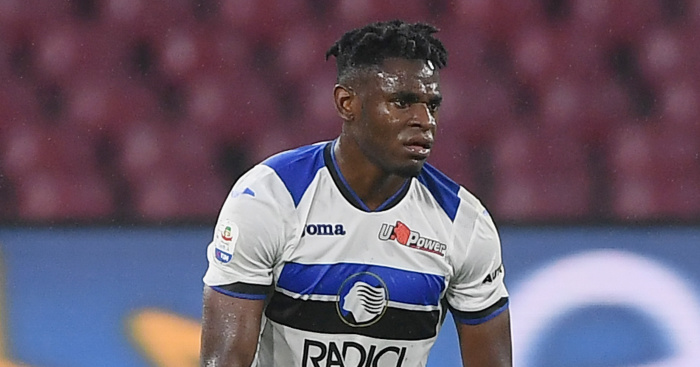Duvan Zapata Atalanta - Euro Paper Talk: Levy listening as Mourinho eyes two bargain striker deals in January; Wolves star wanted by Real Madrid
