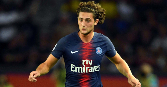 Adrien Rabiot PSG free transfer out of contract - Paper Talk: Tottenham poised to break transfer record twice with £130m moves; £90m Man City switch put on hold