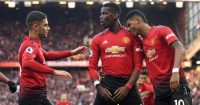 Paul Pogba; Andreas Pereira TEAMtalk