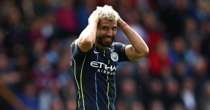 Burnley Manchester City Hunter