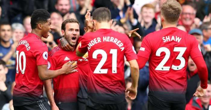 Downbeat Juan Mata gives honest assessment of Man Utd