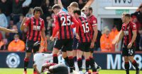 Son-Heung-min-Tottenham-Bournemouth-red-card