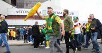Norwich City fan