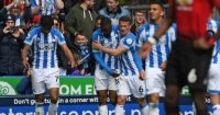 Huddersfield Town Manchester United