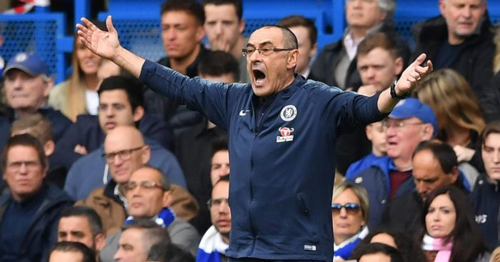 Maurizio Sarri Chelsea F365 - Five big questions over Man Utd summer clearout; Arsenal fans name four priority signings