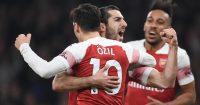 Ozil Mkhitaryan Arsenal